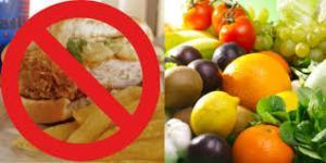 healthy vs unhealthy foods