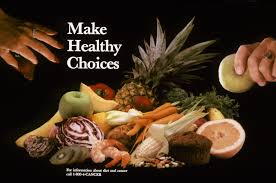 make healthy choices